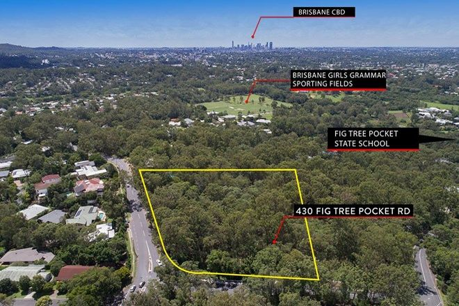 Picture of 430 Fig Tree Pocket Road, FIG TREE POCKET QLD 4069