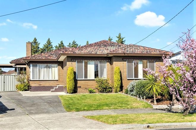 Picture of 23 Peachey Court, PASCOE VALE VIC 3044
