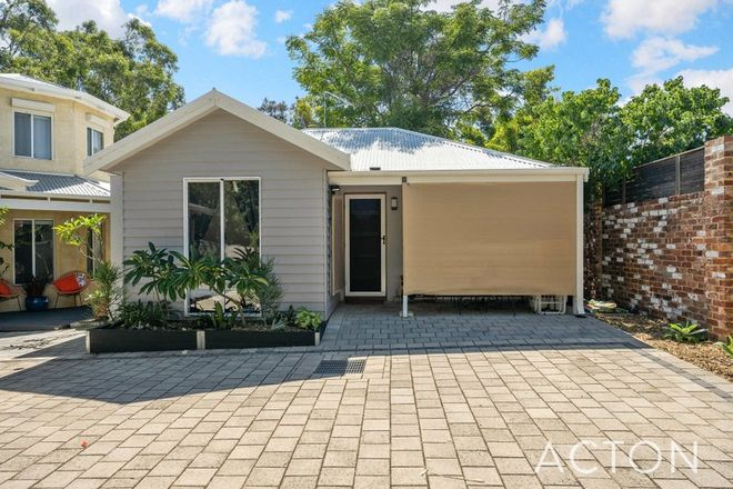 Picture of 77A Paget Street, HILTON WA 6163
