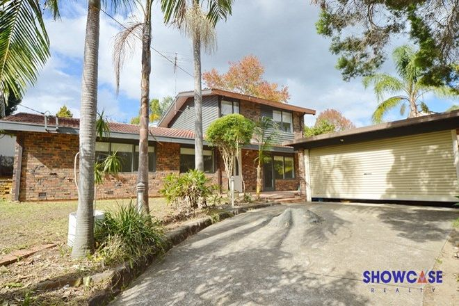 Picture of 115 Balaka Dr, CARLINGFORD NSW 2118