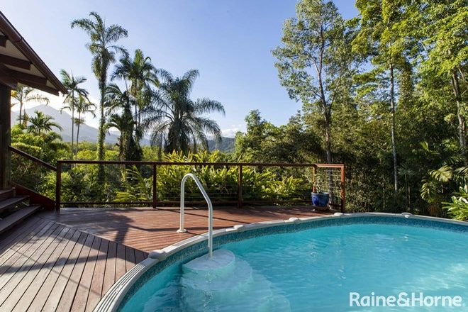 Picture of 3 Mountain View Drive, SHANNONVALE QLD 4873