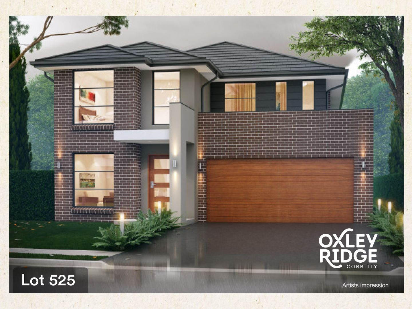 Lot 525 Oxley Ridge, Cobbitty NSW 2570, Image 0