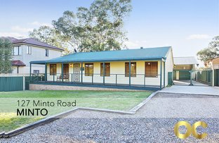 Picture of 127 Minto Road, Minto NSW 2566
