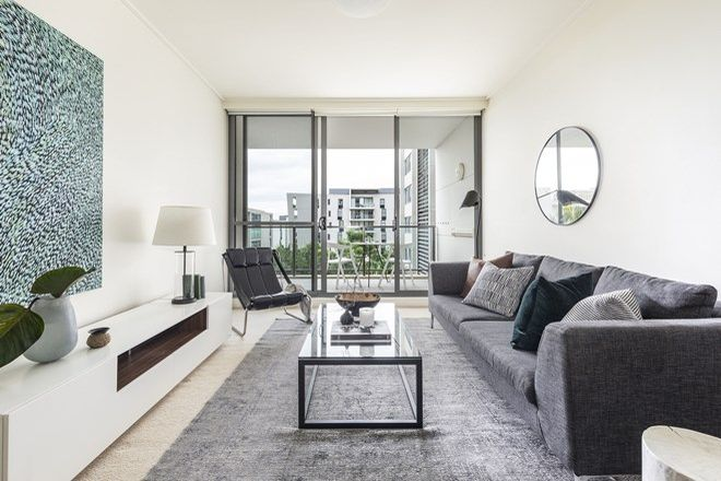 Picture of 305/88 Rider Boulevard, RHODES NSW 2138