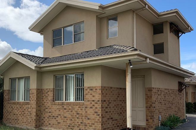 Picture of 1/11 Central Avenue, THOMASTOWN VIC 3074