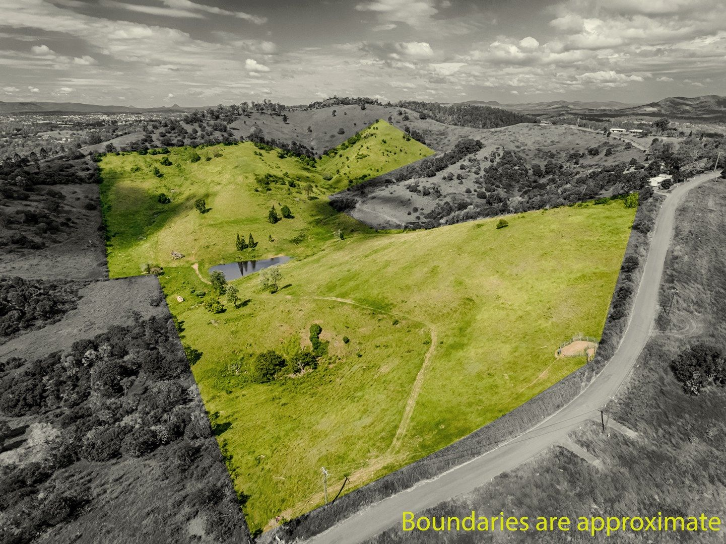 Lot 50 Fishermans Pocket Road, Chatsworth QLD 4570, Image 0