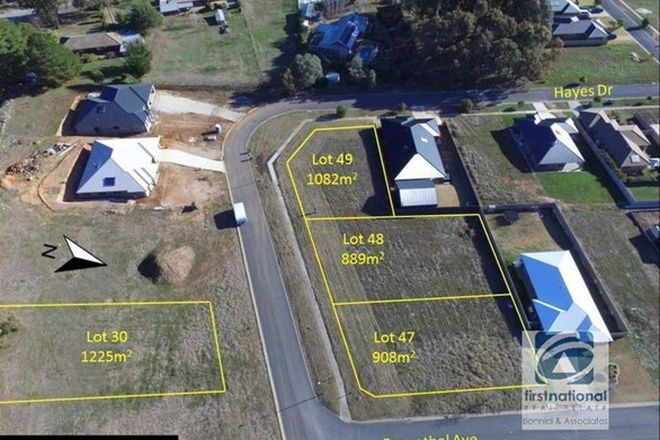 Picture of Lot 48 Hayes Drive, BEECHWORTH VIC 3747