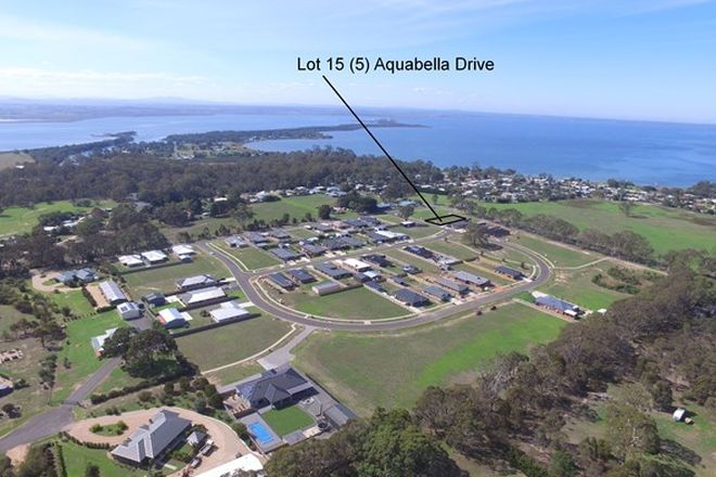 Picture of Lot 15 5 Aquabella Drive, EAGLE POINT VIC 3878