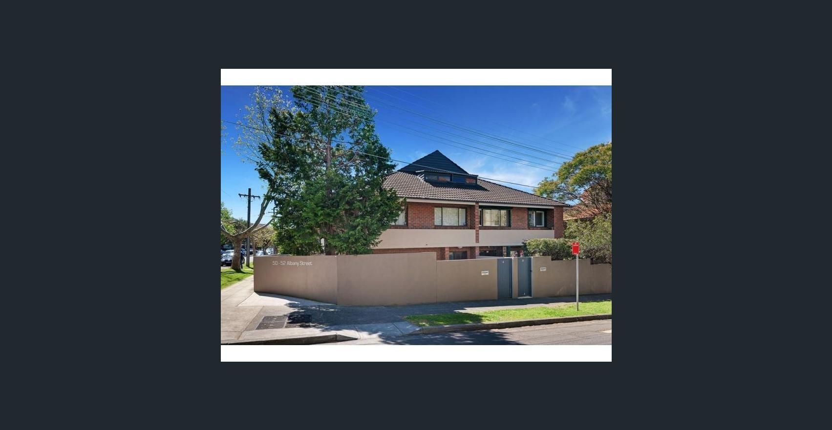 8/50-52 Albany Street, Crows Nest NSW 2065, Image 0