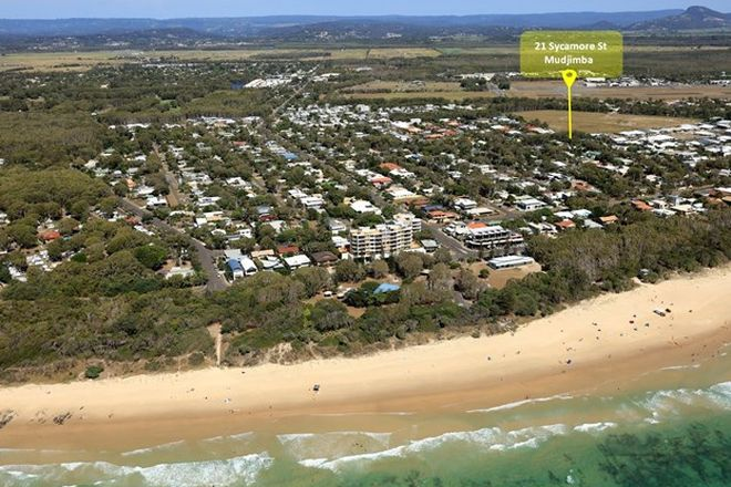 Picture of 21 Sycamore Street, MUDJIMBA QLD 4564