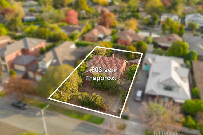Picture of 22 Keyes Street, ASHBURTON VIC 3147