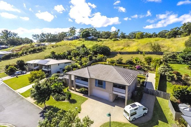 Picture of 10 Bowers Court, WOOMBYE QLD 4559
