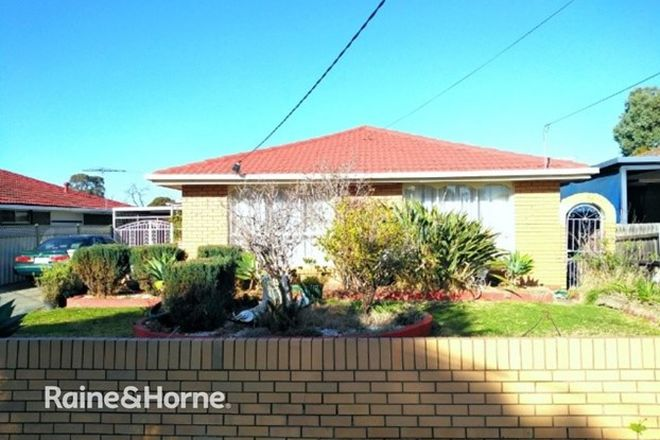 Picture of 125 GILLESPIE ROAD, KINGS PARK VIC 3021