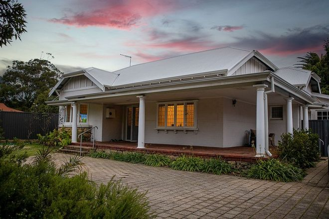 Picture of 7 Florence Road, NEDLANDS WA 6009