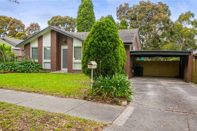 Picture of 36 Argyle Way, WANTIRNA SOUTH VIC 3152