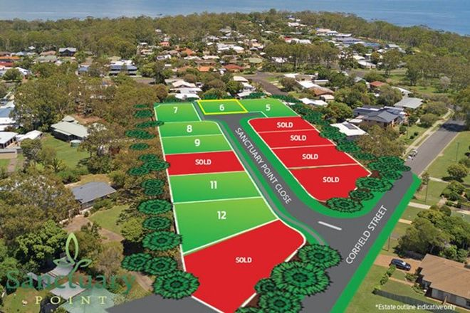 Picture of 6 (No. 11) Sanctuary Point Close, POINT VERNON QLD 4655