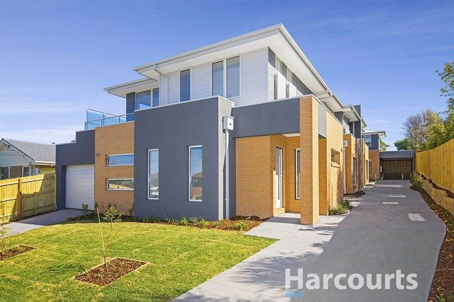 Picture of 4/28 Silverton Drive, FERNTREE GULLY VIC 3156