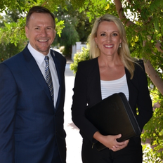 Aneta Ward And Ben Ryder, Property Consultants / Ben Ryder: Licensee & Director