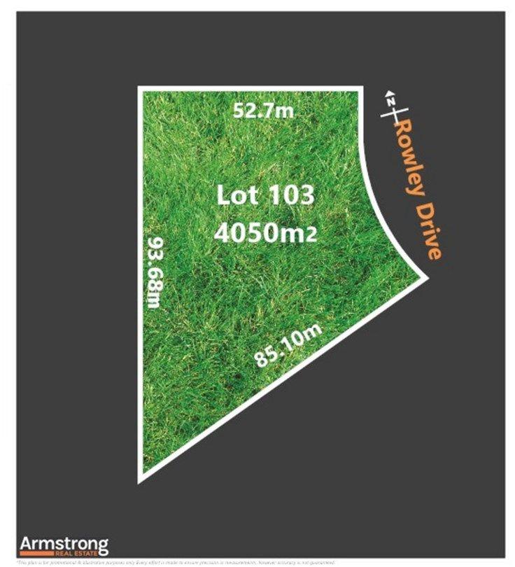 Lot 103 Rowley Drive, Winchelsea VIC 3241, Image 0