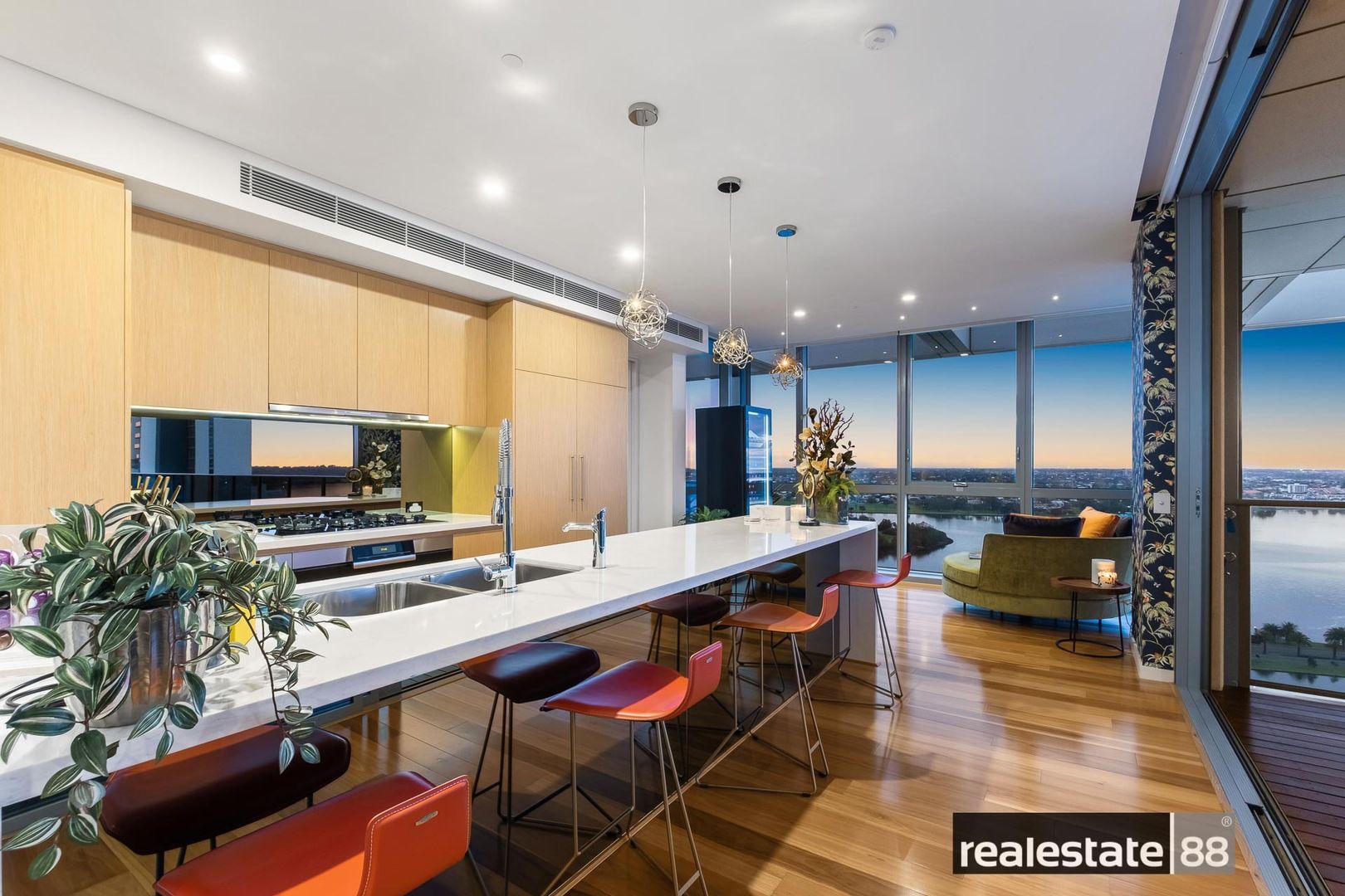 Penthouse 2501 8 Adelaide Terrace, East Perth WA 6004, Image 2