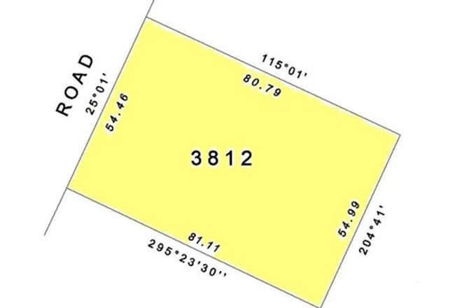 Picture of Section 3812 Sapphire Road, DUNDEE BEACH NT 0840