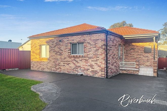 Picture of 35A Rowley Street, GUILDFORD NSW 2161