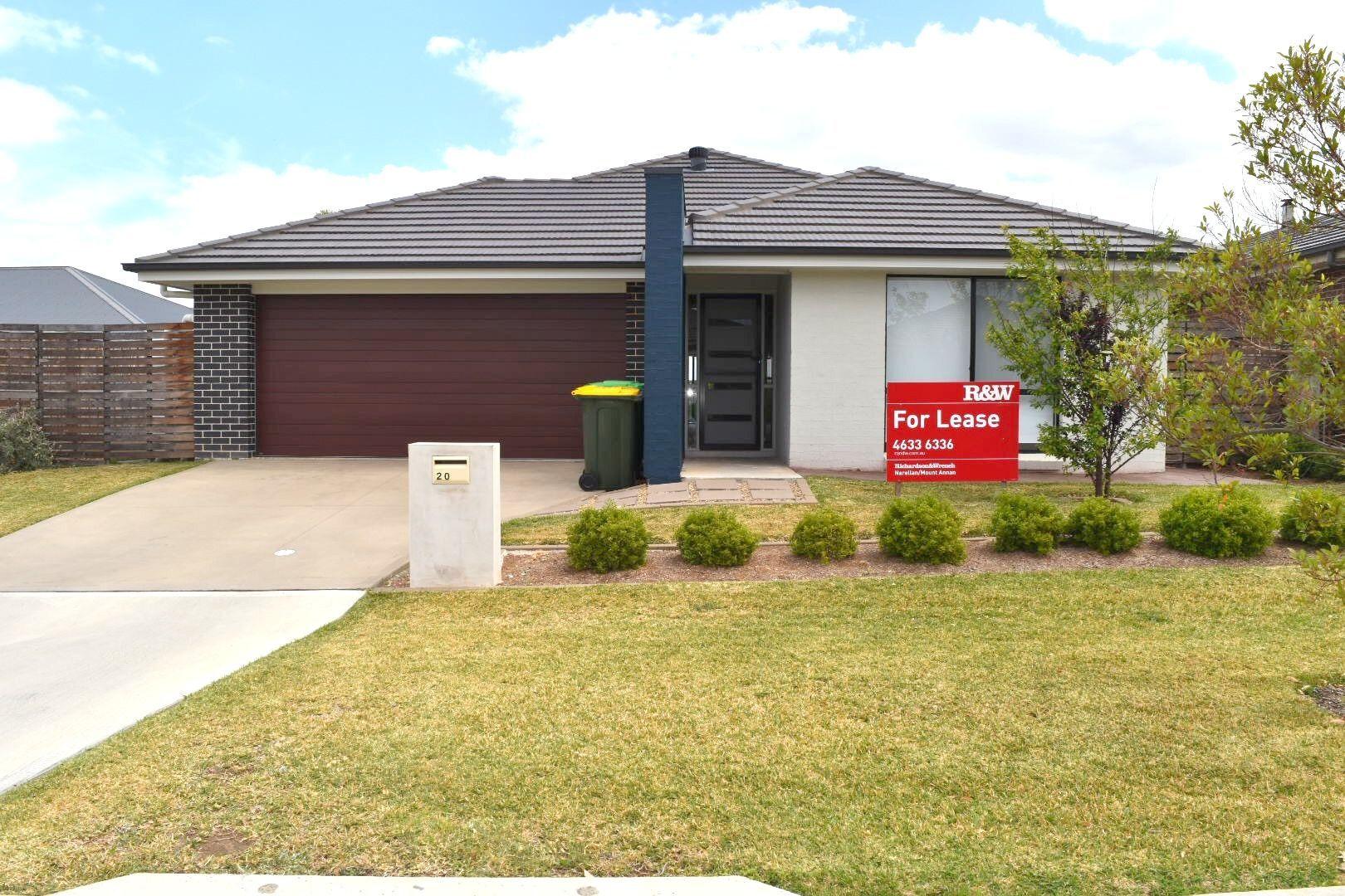 20 Oakridge Lane, Gledswood Hills NSW 2557, Image 0