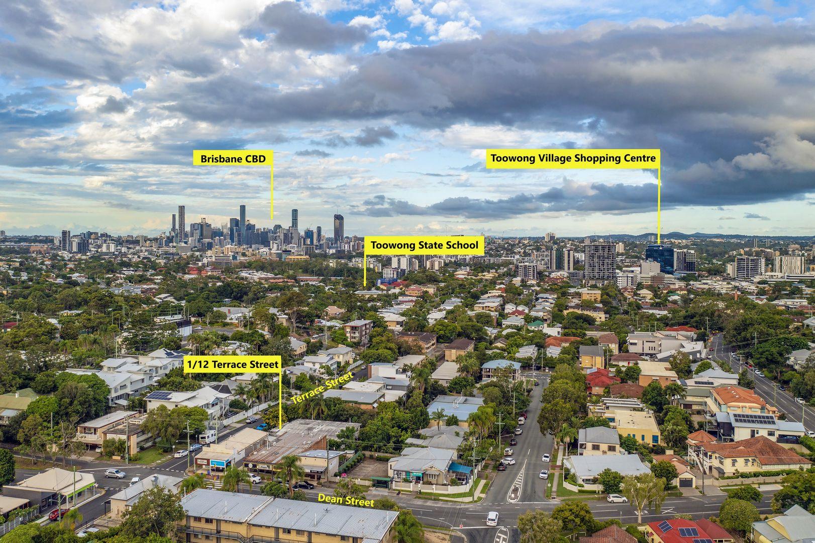 1/12 Terrace Street, Toowong QLD 4066, Image 2