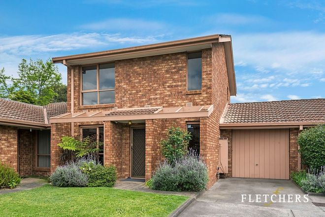 Picture of 2/25 Franklin Road, DONCASTER EAST VIC 3109