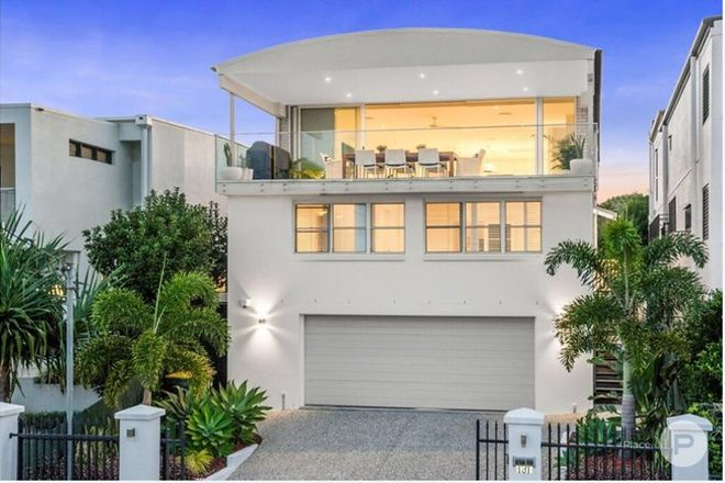 Picture of 131 Mountjoy Terrace, MANLY QLD 4179