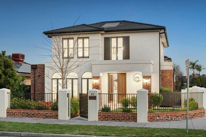 Picture of 22 Walnut Street, ORMOND VIC 3204
