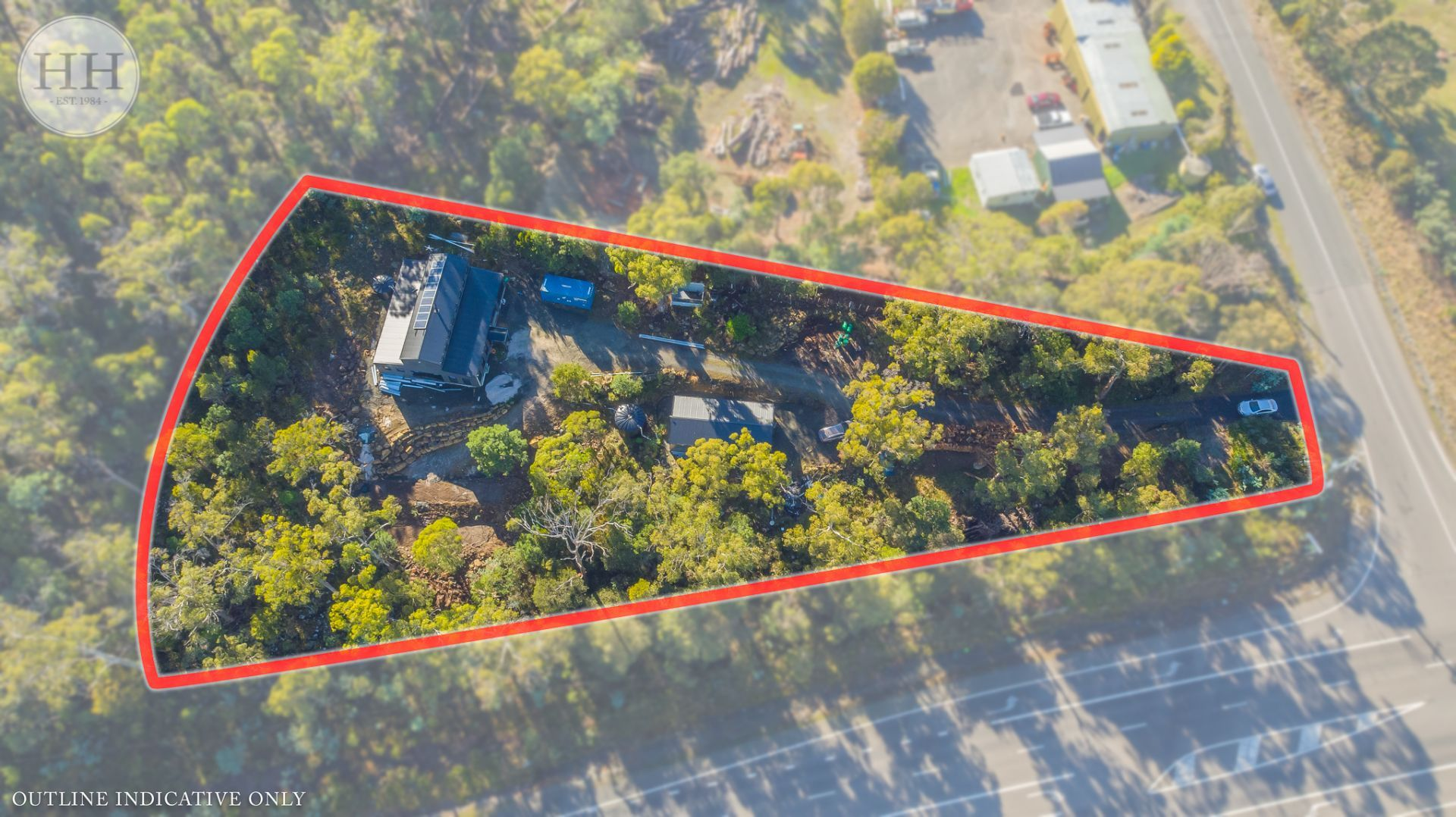 1 Dalrymple Road, Mount Direction TAS 7252, Image 2