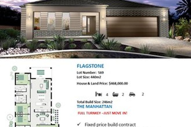 Picture of FLAGSTONE QLD 4280