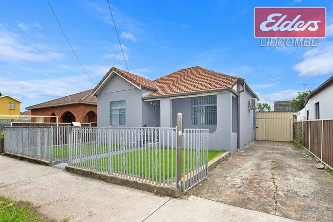 Picture of 9 Raymond Street East, LIDCOMBE NSW 2141