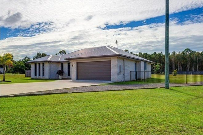 Picture of 7 Oberon Court, COOLOOLA COVE QLD 4580