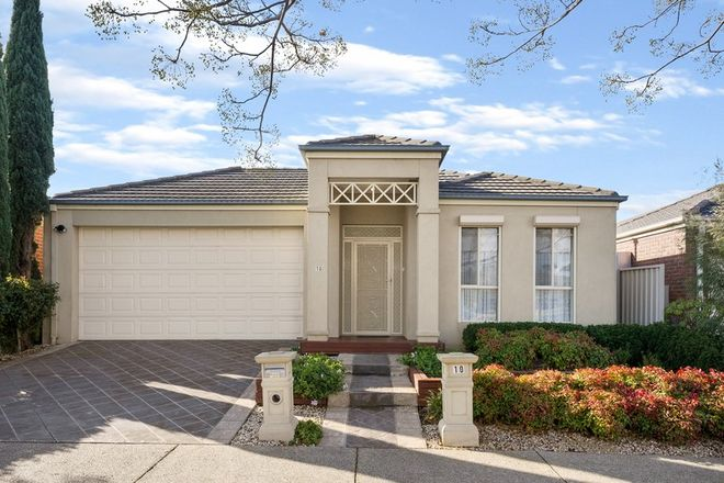 Picture of 10 Tyrell Walk, CAROLINE SPRINGS VIC 3023