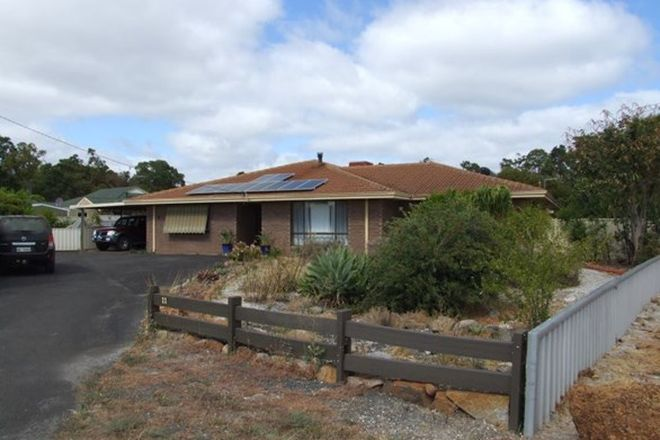 Picture of 11 Cracknell Place, DONNYBROOK WA 6239
