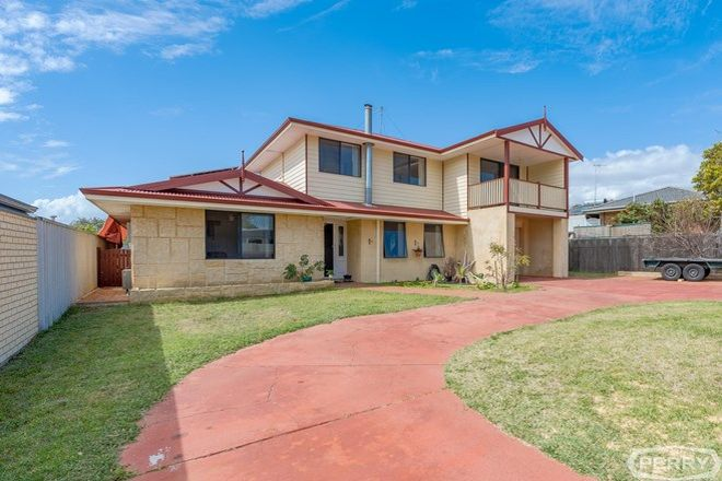Picture of 94A Leighton Road, HALLS HEAD WA 6210