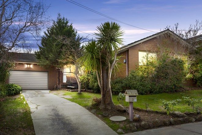 Picture of 3 Meredith Street, MOUNT WAVERLEY VIC 3149