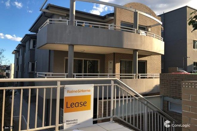 Picture of 5/41 Bond Street, MAROUBRA NSW 2035