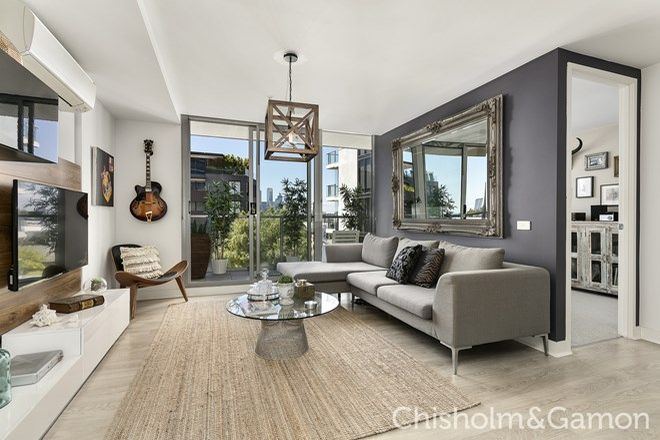 Picture of 403/101 Bay Street, PORT MELBOURNE VIC 3207