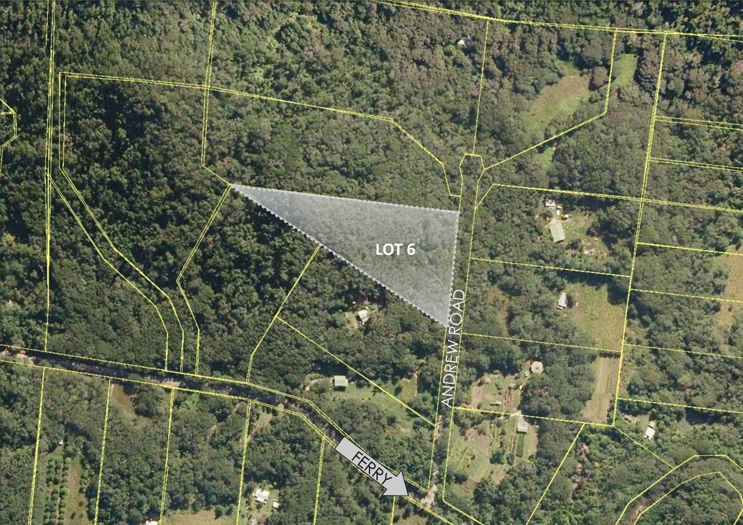 Lot 6 Andrew Road, Forest Creek QLD 4873, Image 0