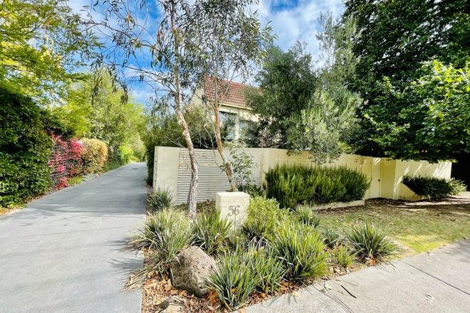Picture of 2/56 Rathmines Road, HAWTHORN EAST VIC 3123
