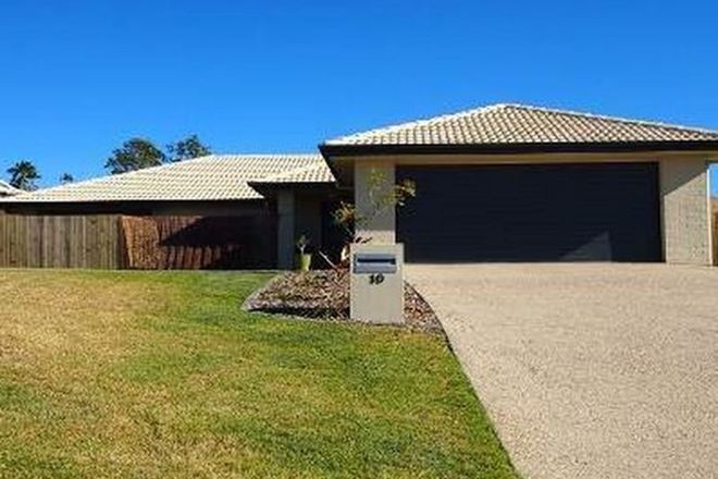 Picture of 10 Sturt Court, GLEN EDEN QLD 4680