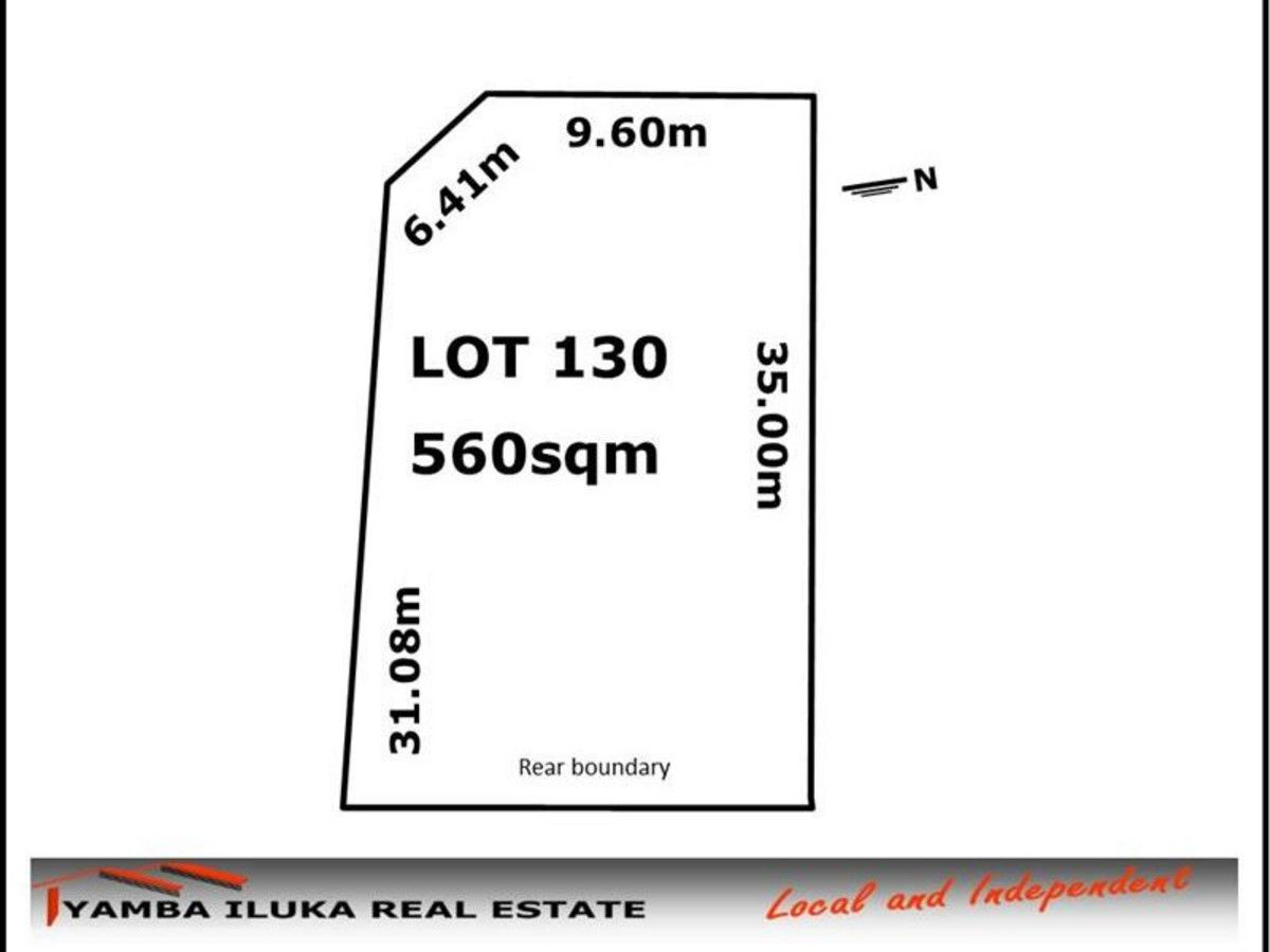 Lot 130 -22 Carrs Drive, Yamba NSW 2464, Image 1
