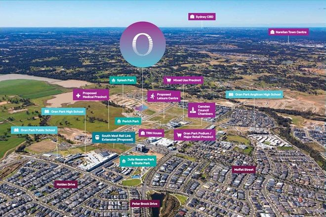 Picture of Lot Dransfield Drive, ORAN PARK NSW 2570