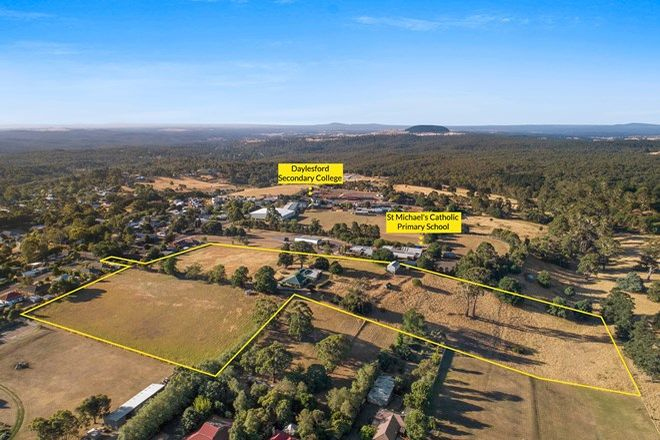 Picture of 17 Smith Street, DAYLESFORD VIC 3460