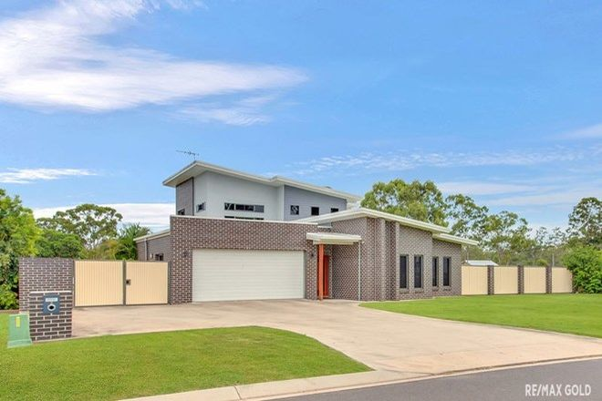 Picture of 2 Swagman Drive, BENARABY QLD 4680