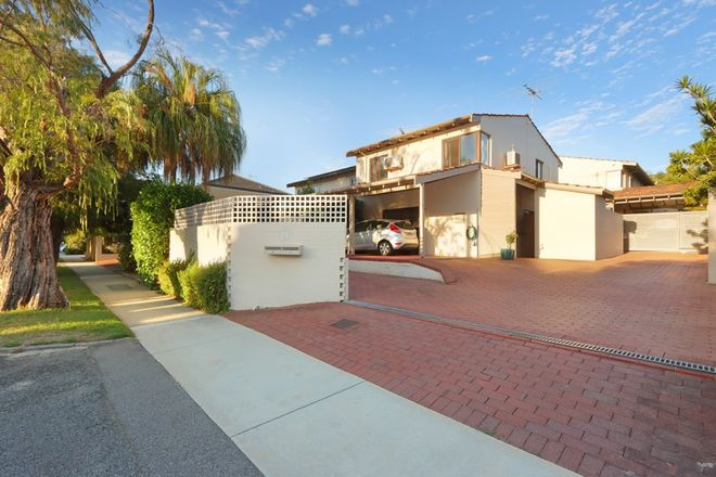 Picture of 2/6 Onslow Street, SOUTH PERTH WA 6151