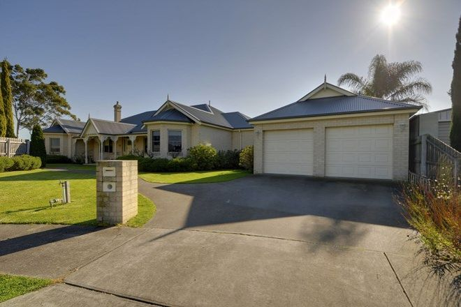 Picture of 13 Rothbury Place, TRARALGON VIC 3844